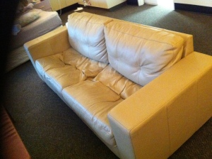 Couch of no return