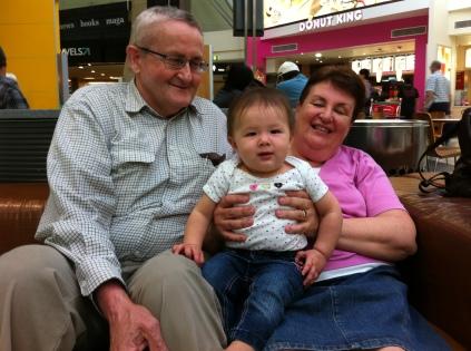 Pop, Nan and Arddun