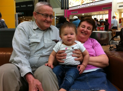 Pop, Nan and Arddun