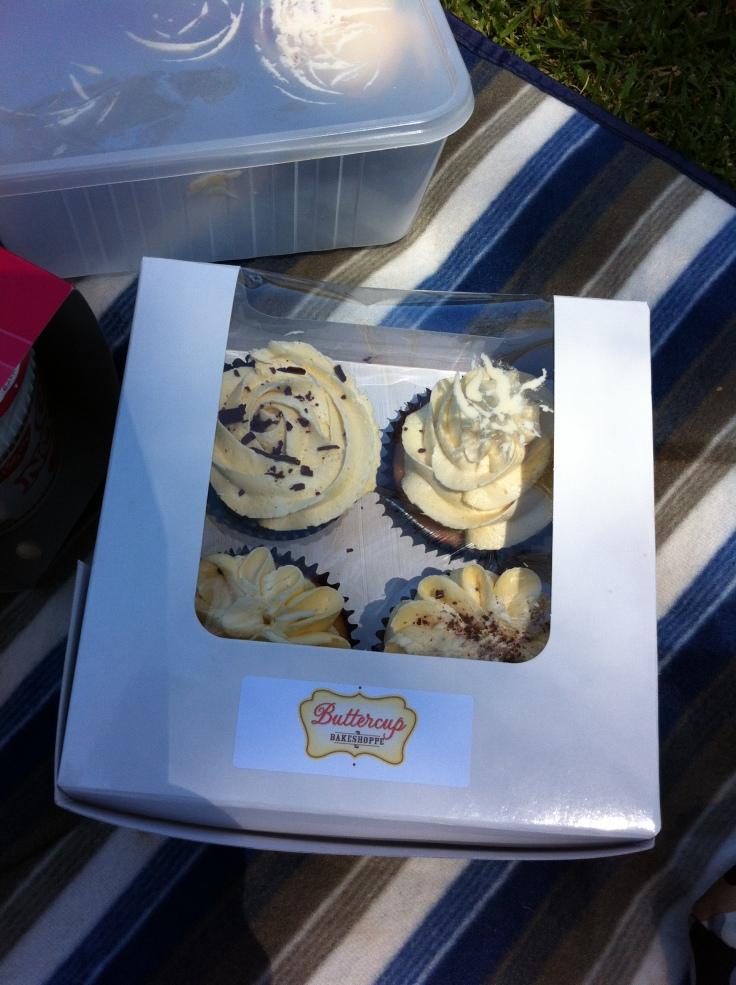 Cupcakes from Sarah