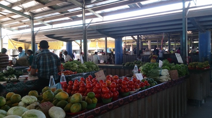 Vegetable markets