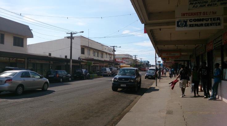 Nadi town centre
