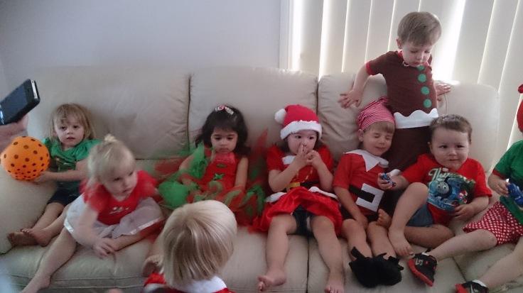 Christmas costumes take 3
