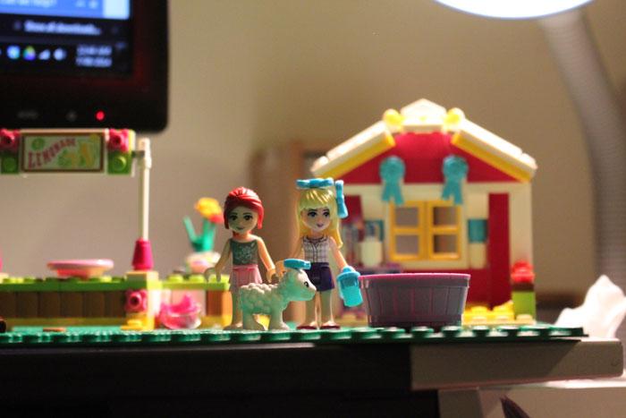 Lego-princesses