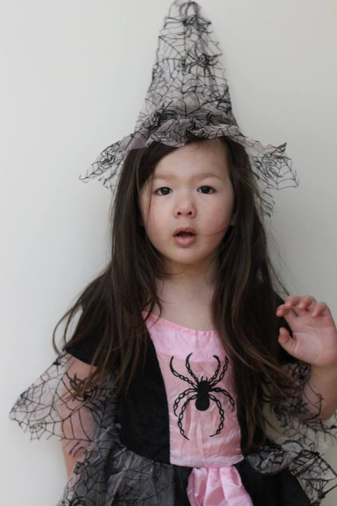 Arddun dressed as Spider Witch