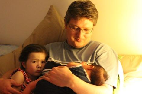 Arddun, Tony and Atticus