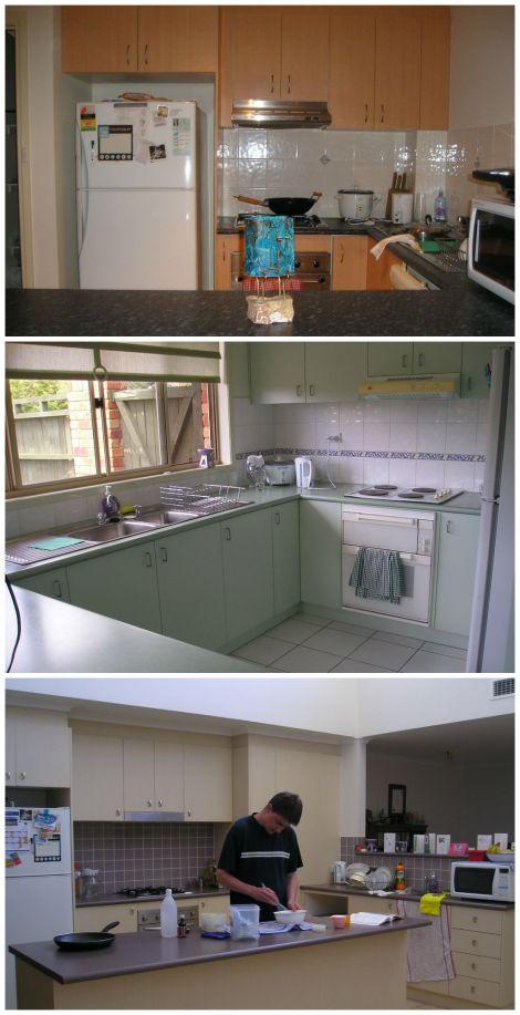 Kitchens montage