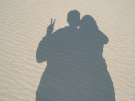 Photo of Tony Velle silhouette