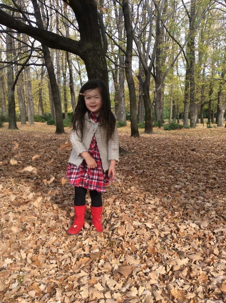 Arddun aged 3
